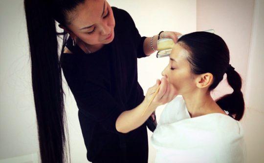 化粧師AYUMOメイクアップ講習会